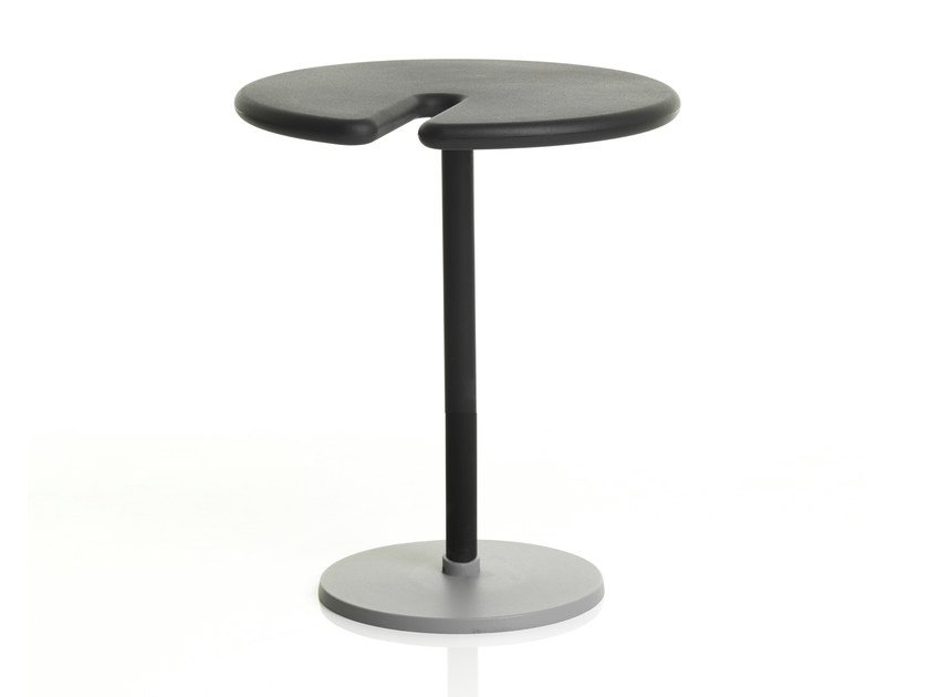 Stackable polyethylene table