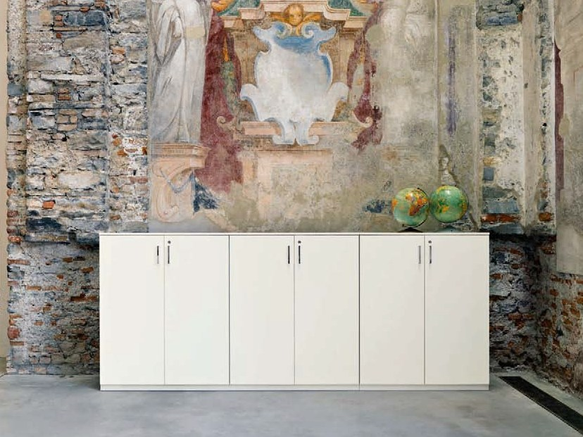Low Modular Filing cabinet
