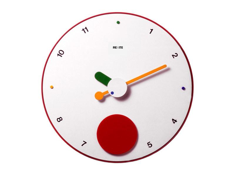 Pendulum Wall-Mounted clock