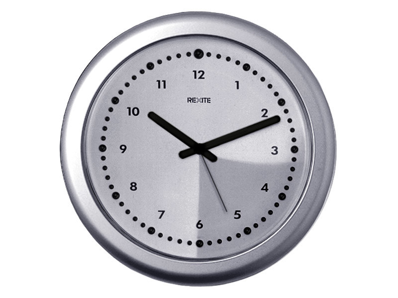 Wall-mounted clock ZERO by REXITE