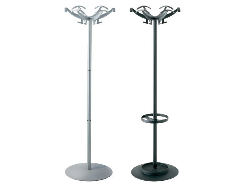 Steel coat stand DOPPIOPETTO by REXITE