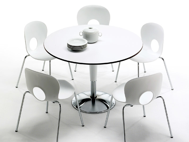 Round contract table ZANZIPLANO | Round table by REXITE