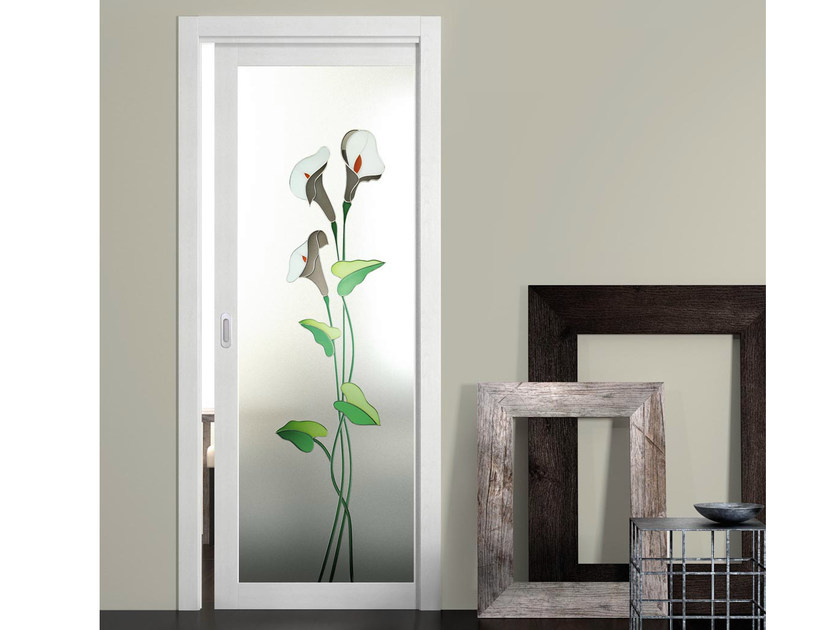 Pocket sliding door ARIANNA by FOA