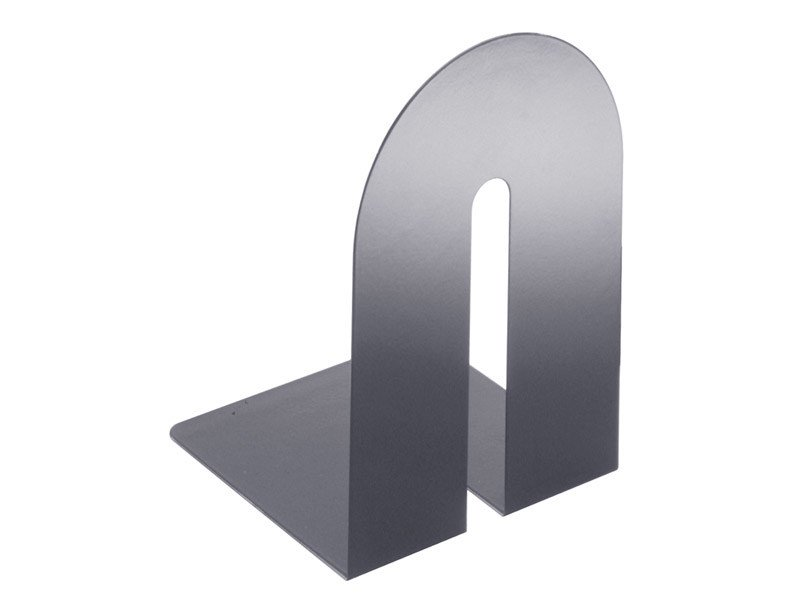 Steel bookend