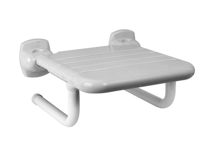 Folding galvanized steel shower Seat URBAN PEOPLE | Shower Seat by Ponte Giulio