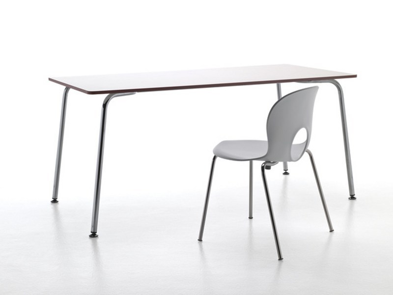 Polypropylene waiting room chair OLIVIA | Chair - REXITE