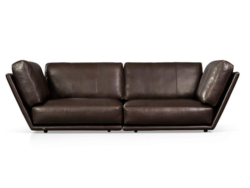 sofa aus leder kollektion napali by bretz wohntr ume design bretz brothers. Black Bedroom Furniture Sets. Home Design Ideas