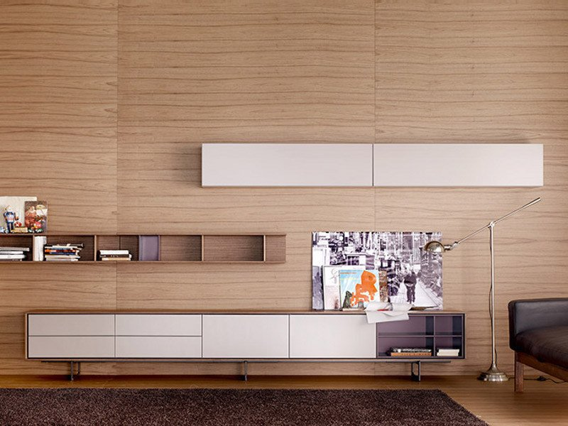 Lacquered sideboard - Madia in legno massello
