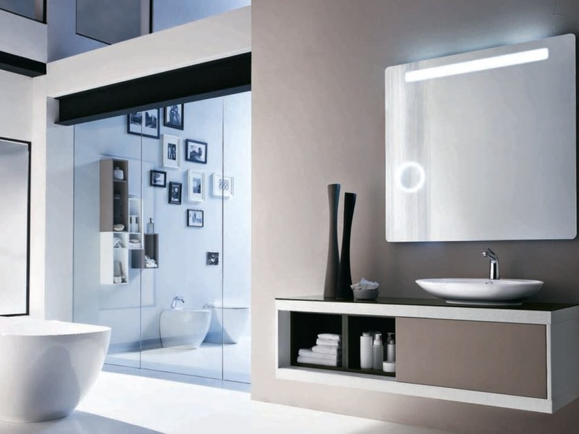 Bathroom furniture set AB 901 - RAB Arredobagno