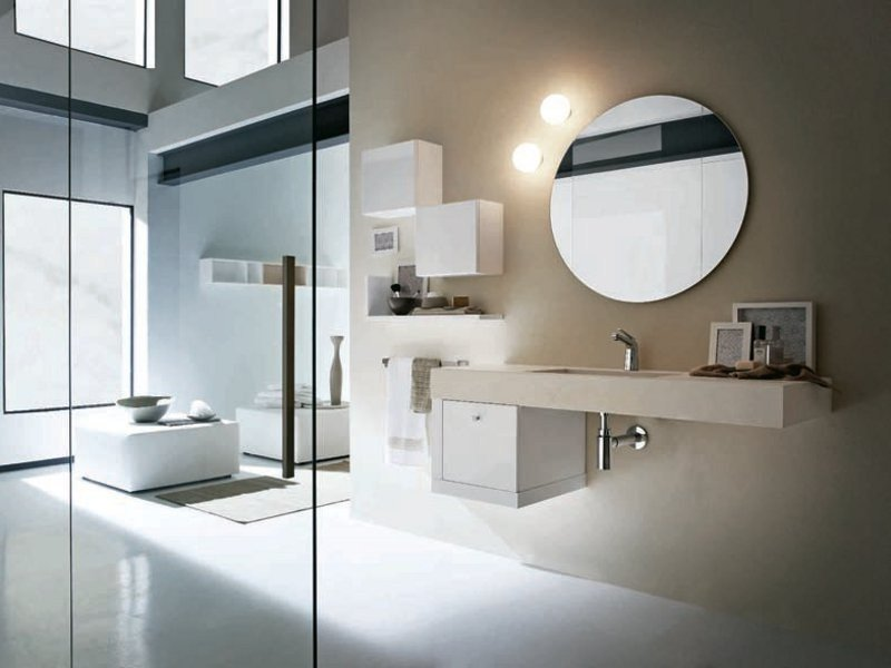 Bathroom furniture set AB 903 by RAB Arredobagno