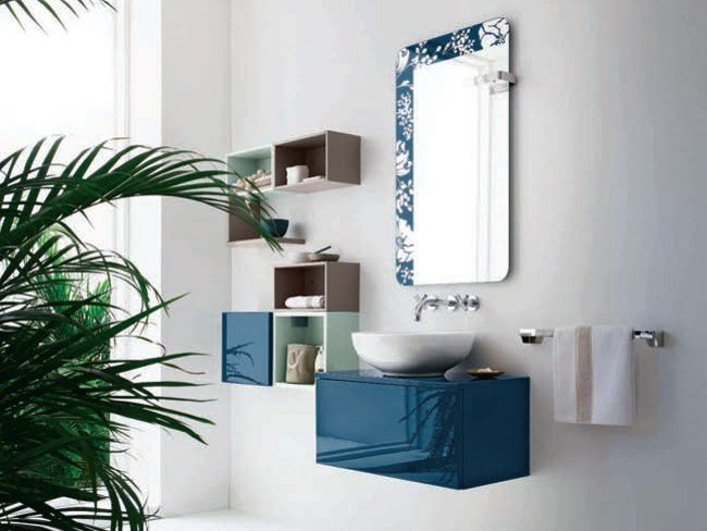 Bathroom furniture set AB 927 by RAB Arredobagno