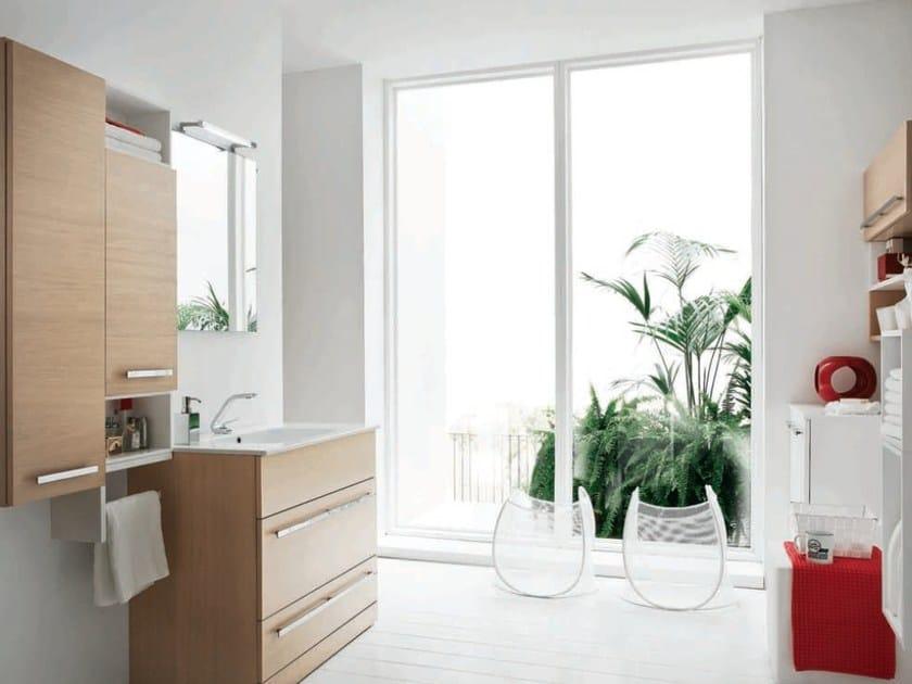 Bathroom furniture set AB 930 by RAB Arredobagno