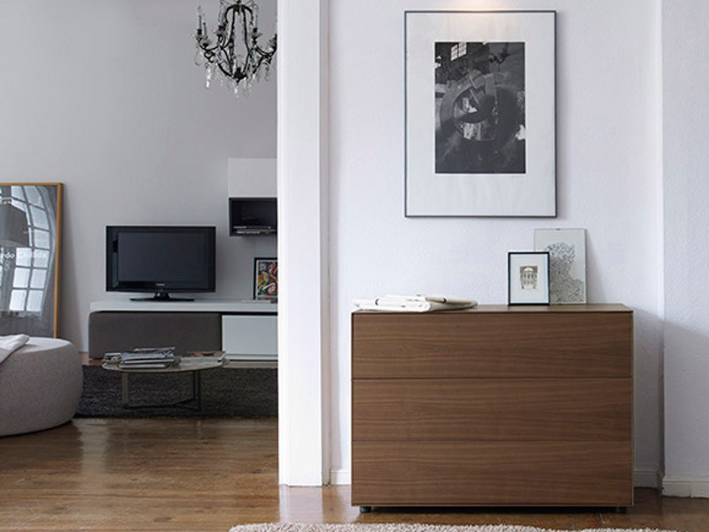 Solid wood chest of drawers LAUKI   Chest of drawers by TREKU