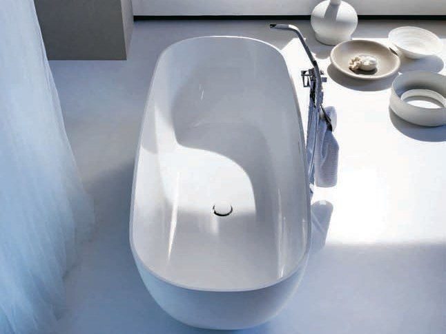 Oval bathtub CLOE SYSTEM | Oval bathtub by RAB Arredobagno