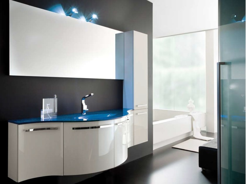 Bathroom furniture set AB 216 by RAB Arredobagno