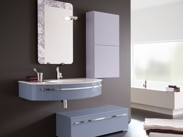 Bathroom furniture set AB 223 - RAB Arredobagno