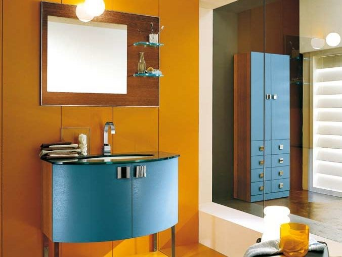 Bathroom furniture set AB 503 by RAB Arredobagno