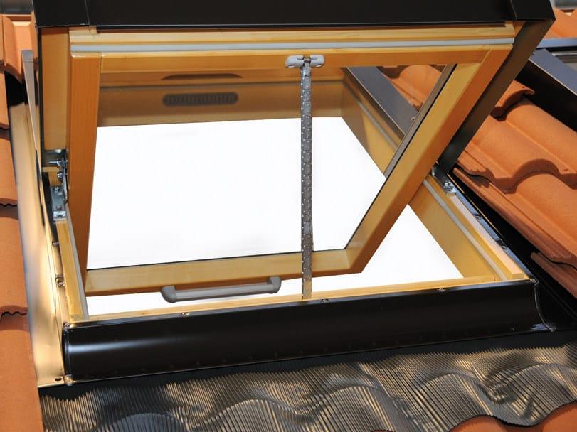 Finestra da tetto b finestra da tetto luxin for Velux elettrico