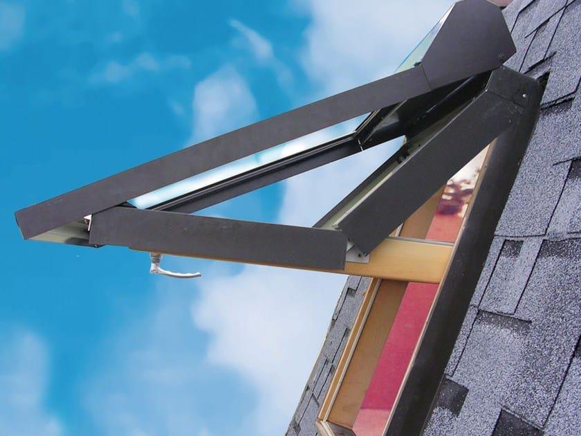 Finestra da tetto bc finestra da tetto luxin for Lucernario tetto elettrico