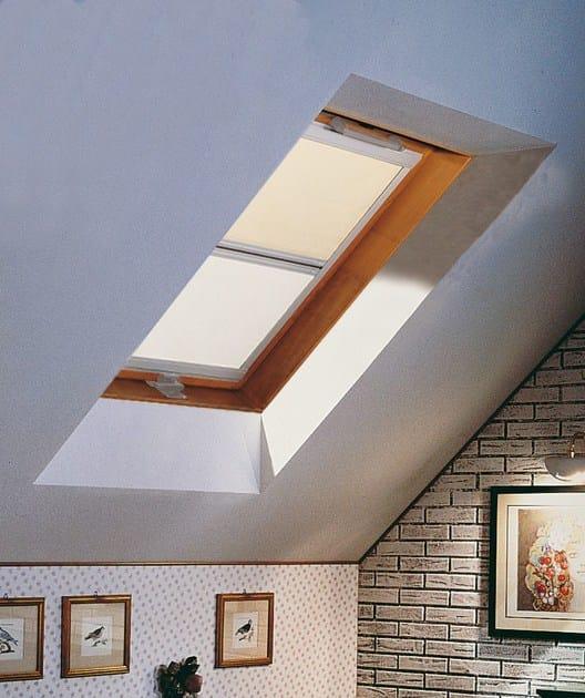 Tenda per finestre da tetto in tessuto tecnico luxin tenda per finestre da tetto luxin - Finestre a tetto ...