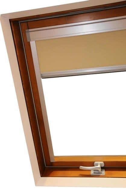 Tenda per finestre da tetto oscurante in tessuto tecnico LUXIN  Tenda ...
