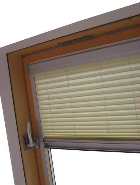 Tenda per finestre da tetto plissettata in tessuto tecnico LUXIN ...