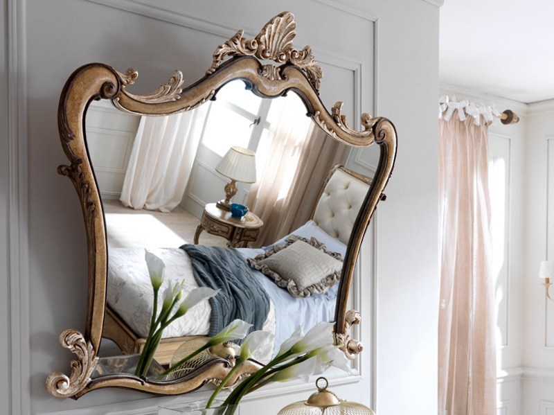 Classic style wall-mounted mirror 3588 | Mirror by Grifoni Silvano