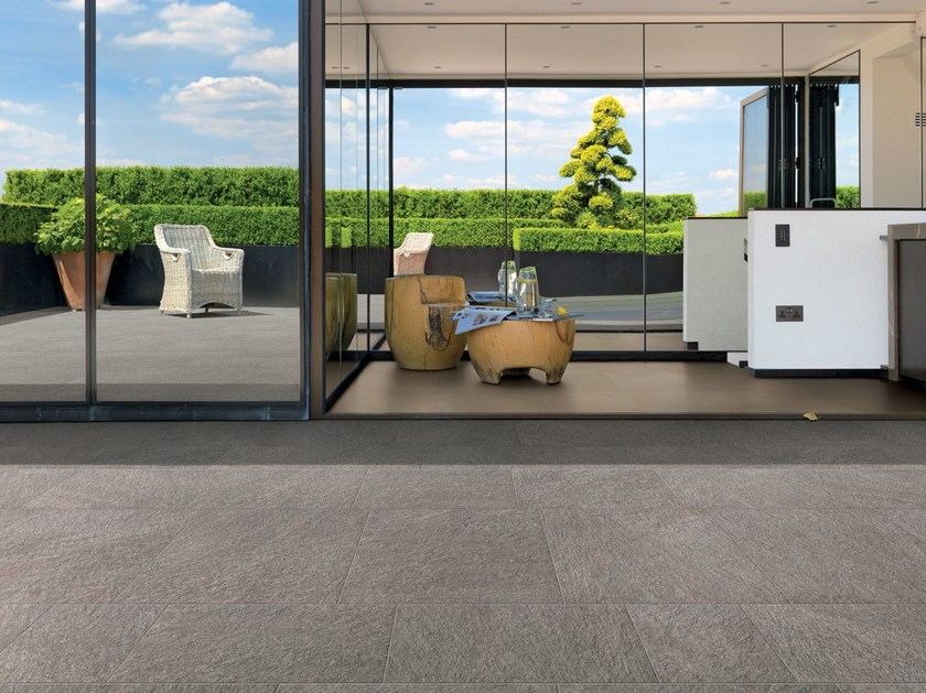 Indoor/outdoor wall/floor tiles PERCORSI EXTRA Pietra di Combe by CERAMICHE KEOPE