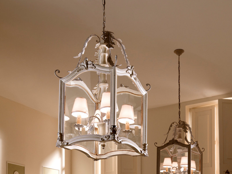 534 lampada a sospensione by grifoni silvano - Lampadari per bagno classico ...