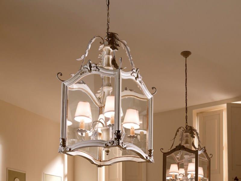 Classic style pendant lamp