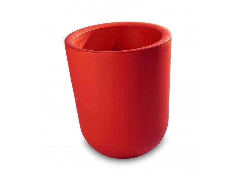Storage polyethylene pouf DUO | Storage pouf - IBEBI