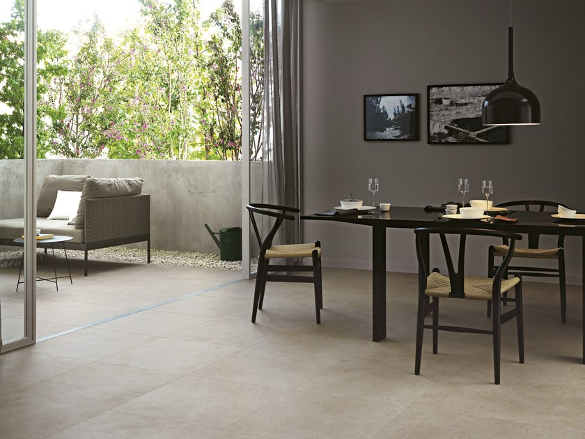 Indoor/outdoor porcelain stoneware flooring LANDSCAPE - Ragno