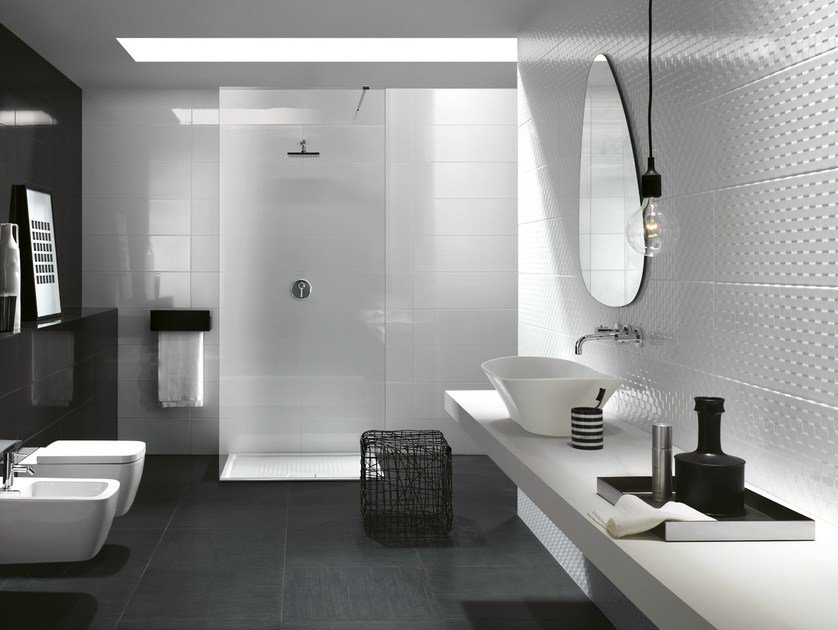 Indoor white-paste wall tiles PRESTIGE - Ragno