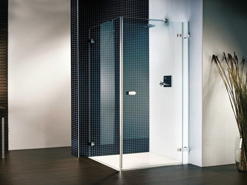 Crystal shower cabin VETRA 3000 by DUKA