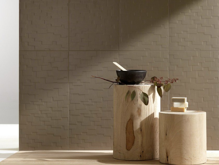 Indoor ceramic wall tiles SistemL - MARAZZI