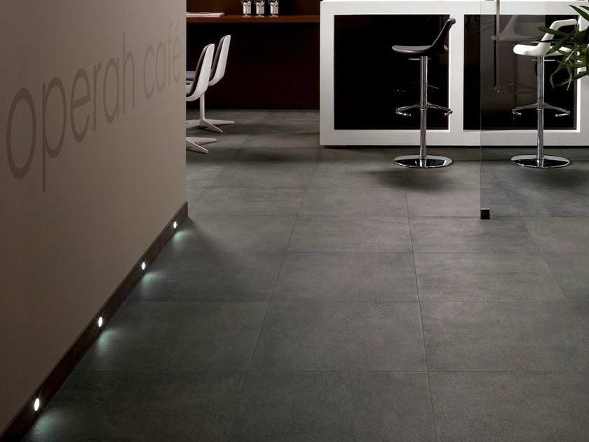 LED foot- and walkover light TI-LED 2.0 - CERAMICHE KEOPE