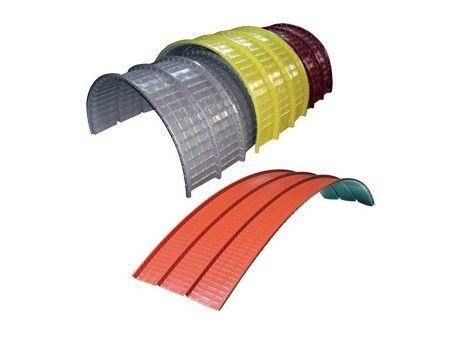 Metal sheet and panel for roof Centinate sheets - ELCOM SYSTEM