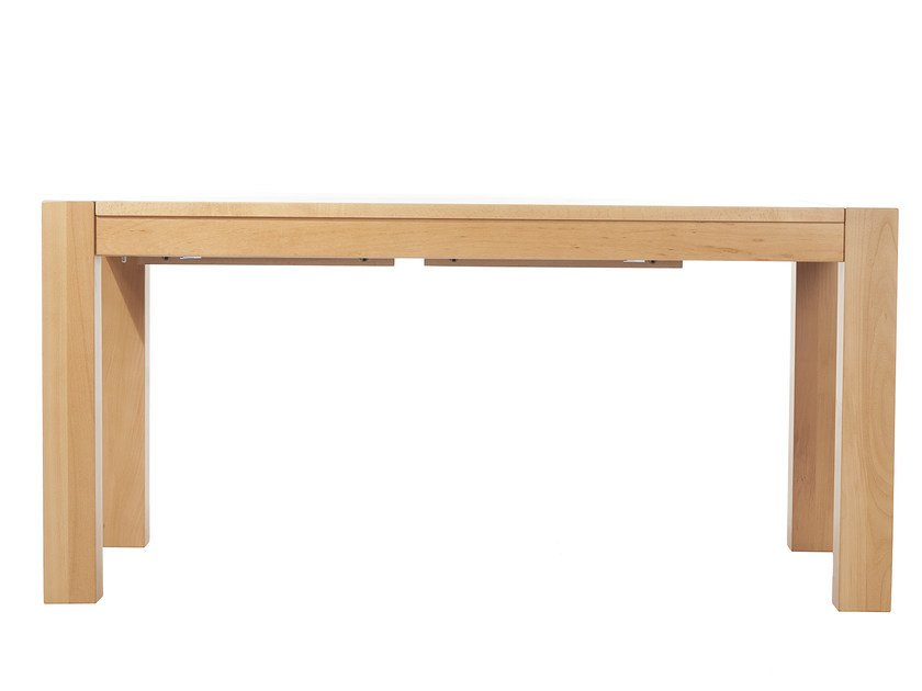 Rectangular wooden table GRAND by TON