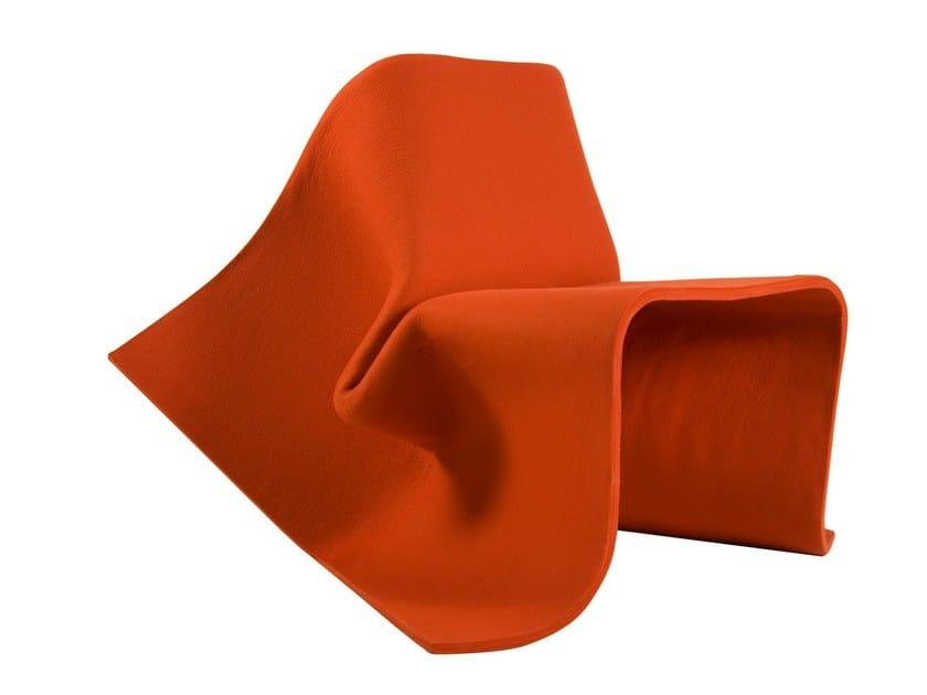 Felt chair FOLDCHAIR LIMITED - Specimen Editions