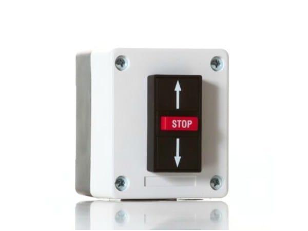 Open-Stop-Close 3-button panel SPC3 - Bft
