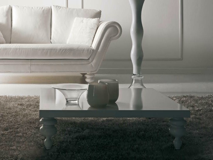 Low coffee table for living room KEOPE by CorteZari