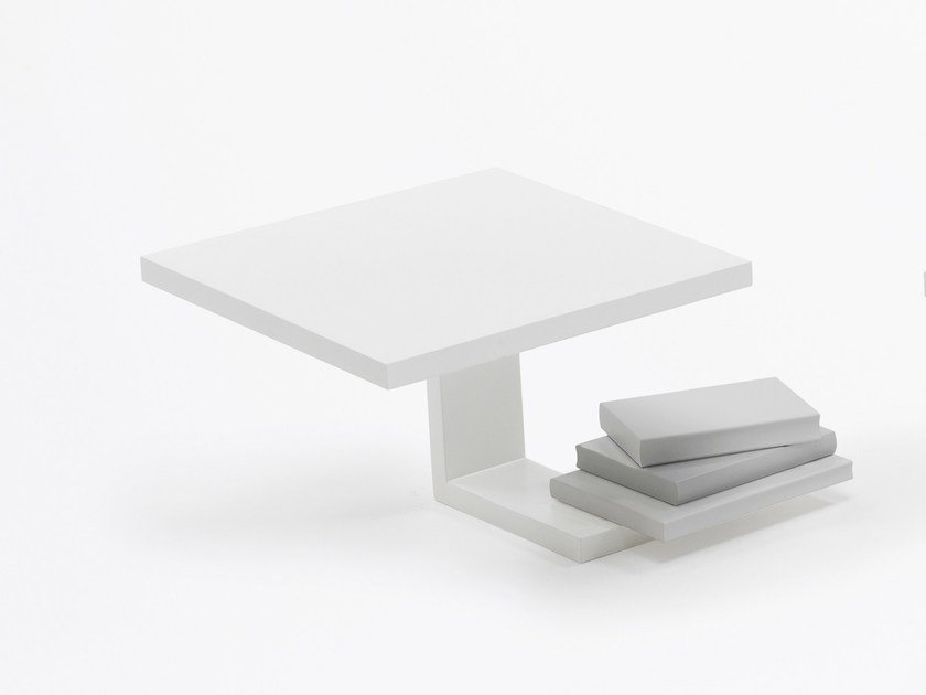 Plate coffee table SIDETABLE 02 - Specimen Editions