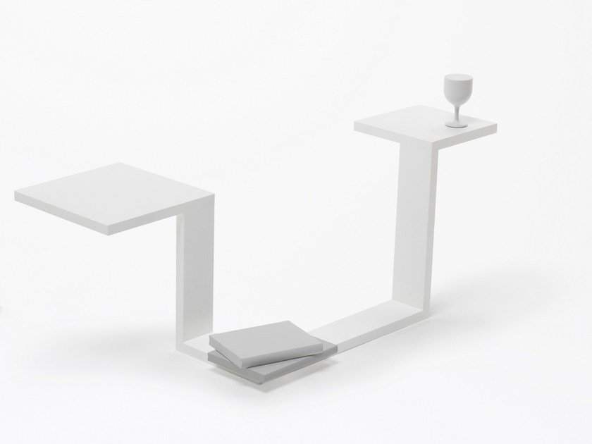 Plate coffee table SIDETABLE 03 - Specimen Editions
