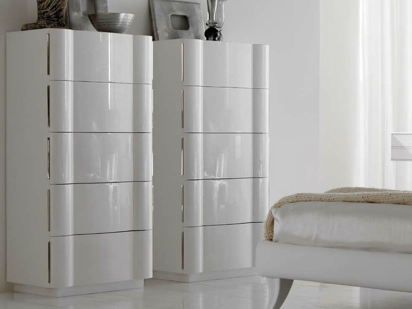 Lacquered chest of drawers LEON by CorteZari
