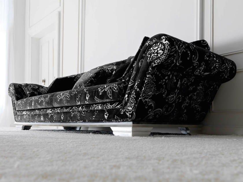 3 seater fabric sofa HUGO | Fabric sofa - CorteZari