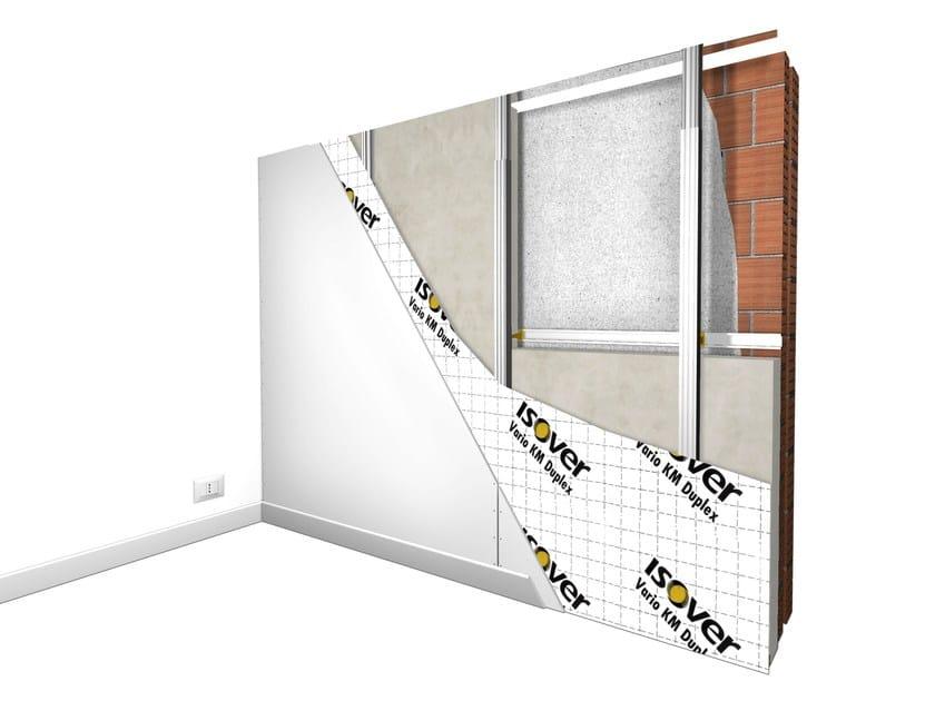 Insulation system for special application OPTIMA - Saint-Gobain PPC Italia S.p.a. – Attività ISOVER