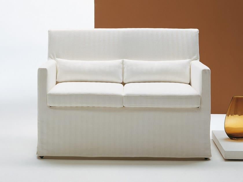 Fabric small sofa BETTY | Fabric small sofa by Bodema