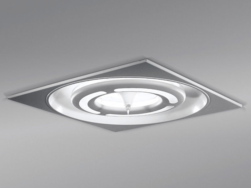 Pendant lamp / built-in lamp TORNADO - METALMEK ILLUMINAZIONE