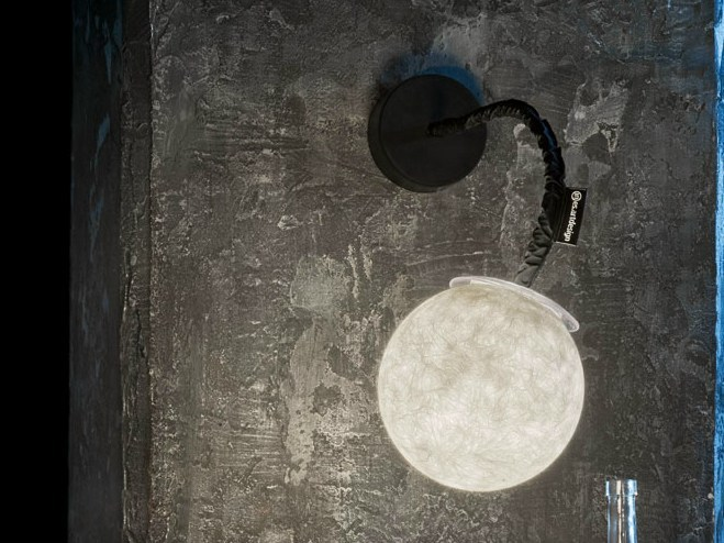 Nebulite® wall light MICRO LUNA | Wall light - In-es.artdesign