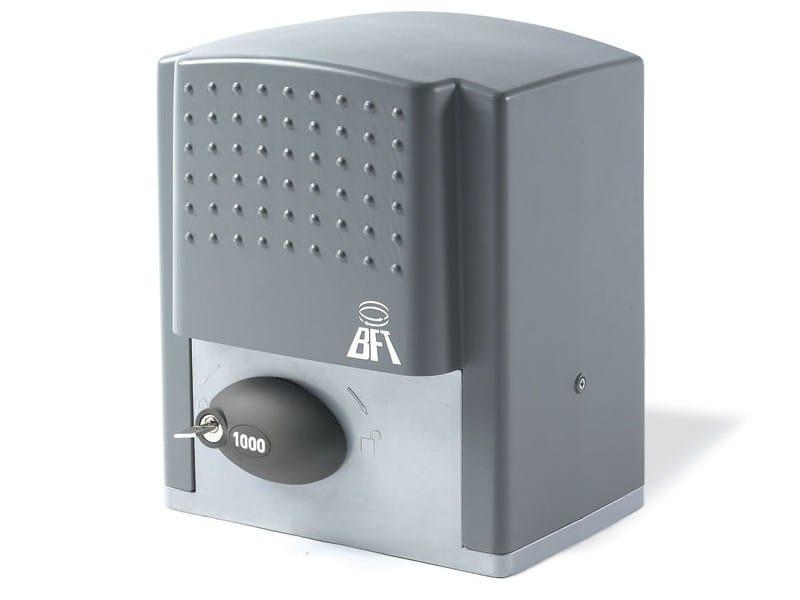 Electromechanical automation for sliding gates ARES - Bft